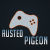 A Rusted Pigeon's Photo