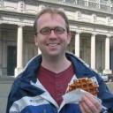 John  with waffle
