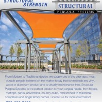 Profile picture of Structural Pergola Systems