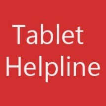 Profile picture of Tablet Helpline