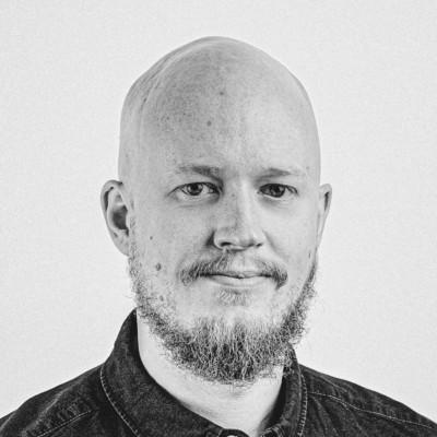 Bild på Per Sandström