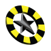 YellowCheckerStar