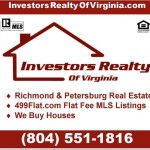Profile picture of Investors Realty Of Virginia