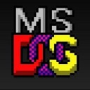 Somebody still uses you MS-DOS