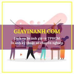 Profile picture of GiayInAnhCom