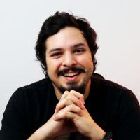 Foto do Mario Souto: Engenheiro de Software na Nubank