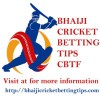 Profile picture of Bhaiji Cricket Betting Tips
