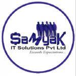 Profile picture of Samyak It Solutions Pvt Ltd