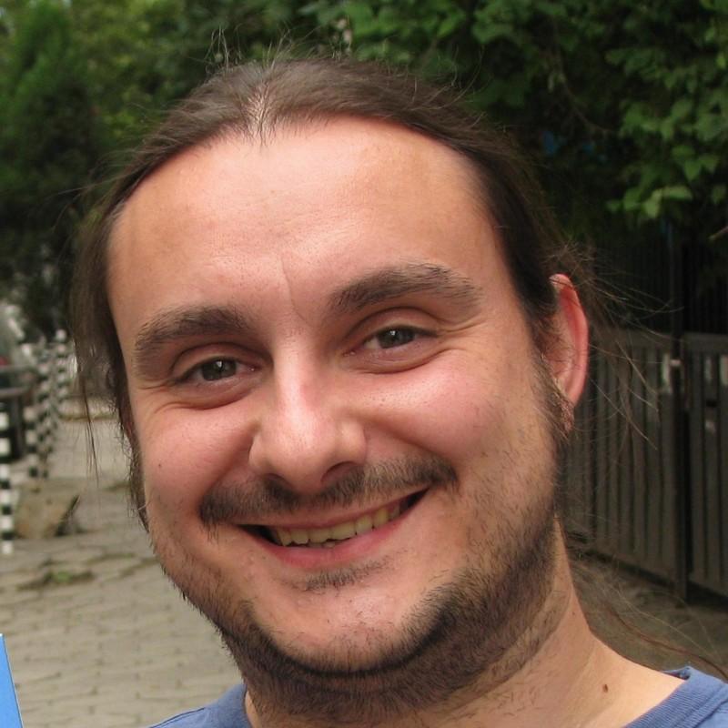 Milen Petrinski (Gonzo)
