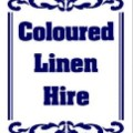 Coloured Linen