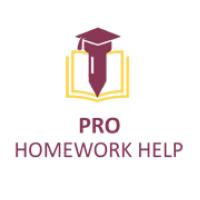 Pro Homework Help