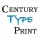 Profile picture of Century Type Print and Media