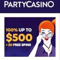 Party casino canada profile picture