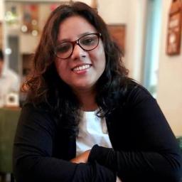 Moupriya Das