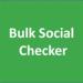 bulksocialchecker