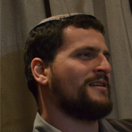 Photo of Baruch Kogan