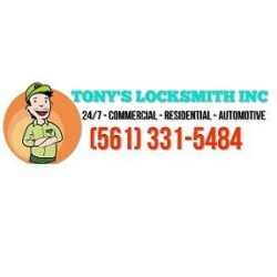 Tony Locksmith