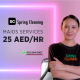 cleaning services uae