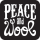 Peace and Wool