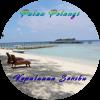 foto Wisata Pulau Pelangi