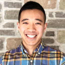 Photo of Nick Chen