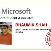 Bhaumik Shah