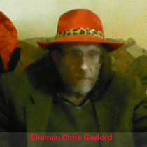 Profile picture of Shaman Chris Gaylord